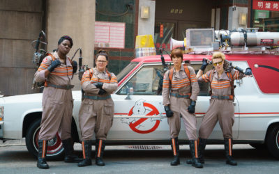 The Ghostbusters Reboot – Trust Me